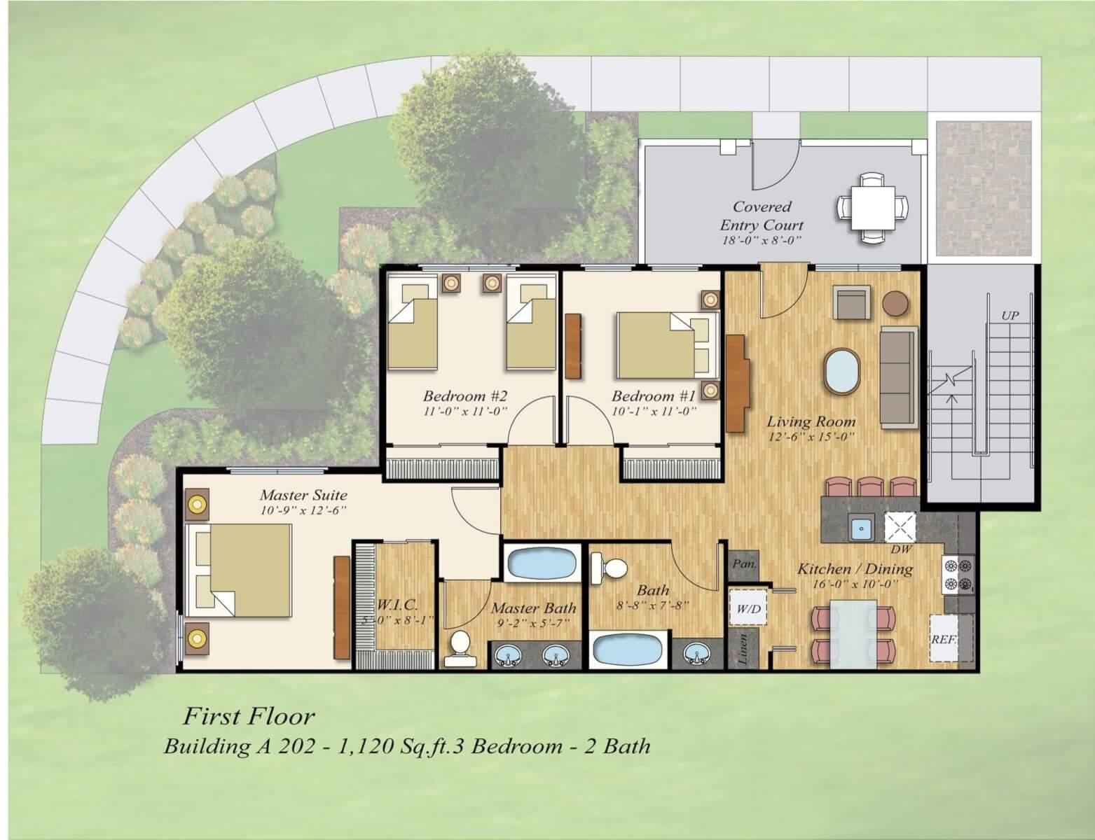 Floor Plans 24x7 Aec